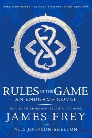Reading books Rules of the Game (Endgame, #3)