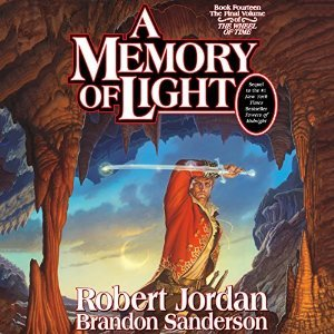 A Memory of Light: Wheel of Time, Book 14 Audible – Unabridged
