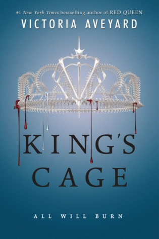 King's Cage (Red Queen, #3)