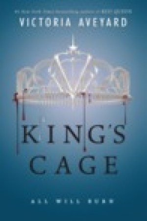 read online King's Cage (Red Queen, #3)