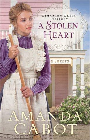 A Stolen Heart (Cimarron Creek Trilogy #1)