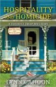 Download Hospitality and Homicide (A Tourist Trap Mystery, #8) books