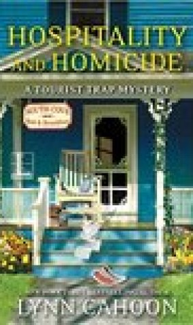 Hospitality and Homicide (A Tourist Trap Mystery, #8)
