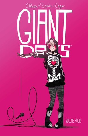 Giant Days Vol. 4 (Giant Days, #4)