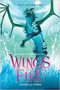 Talons of Power (Wings of Fire, #9)