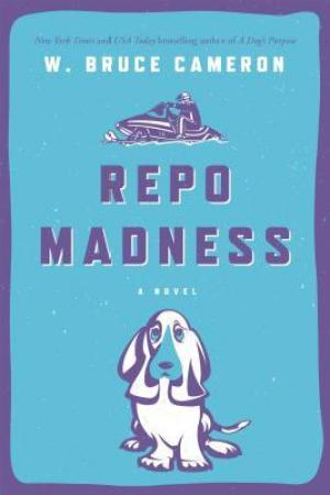 Reading books Repo Madness (Ruddy McCann #2)