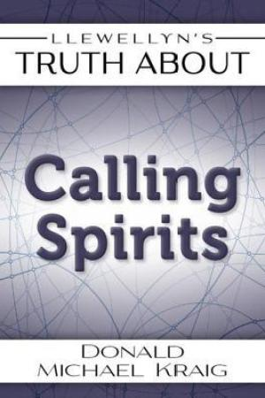 Reading books Llewellyn's Truth about Calling Spirits