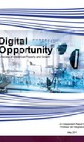 Digital Opportunity: A Review of Intellectual Property and Growth