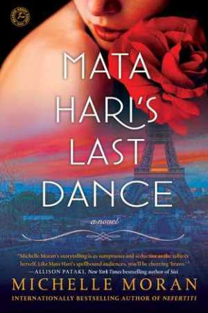 Reading books Mata Hari's Last Dance