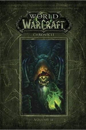 Reading books World of Warcraft: Chronicle Volume 2