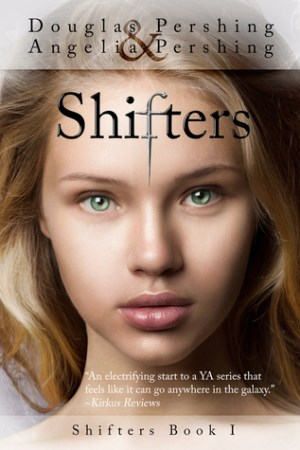 Reading books Shifters (Shifters, #1)
