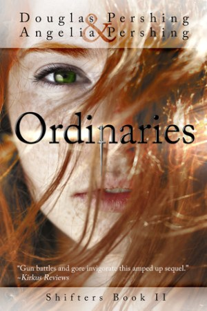 Reading books Ordinaries (Shifters, #2)