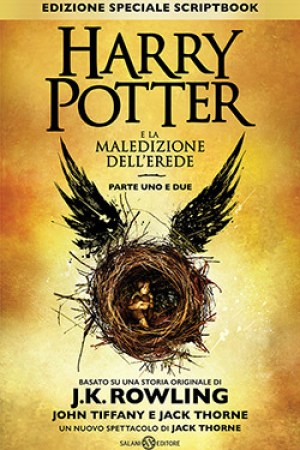 Reading books Harry Potter e la maledizione dell'erede (Harry Potter, #8)