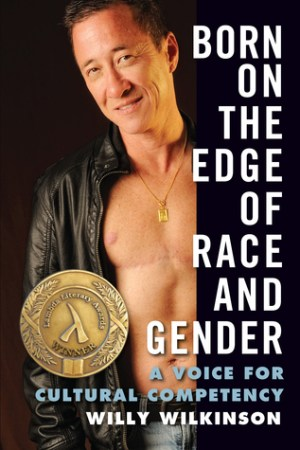 Reading books Born on the Edge of Race and Gender: A Voice for Cultural Competency