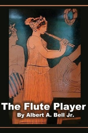 Reading books The Flute Player