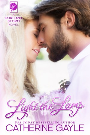 read online Light the Lamp (Portland Storm, #3)