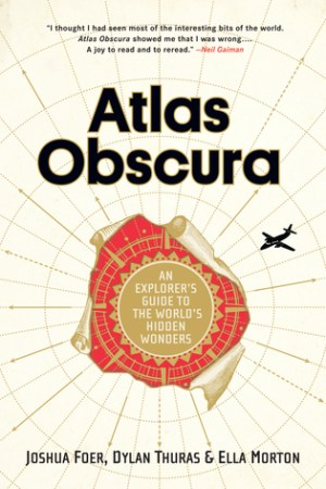 Reading books Atlas Obscura: An Explorer's Guide to the World's Hidden Wonders