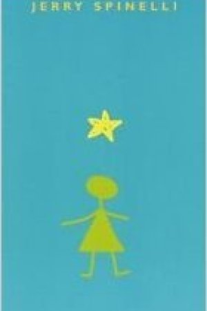 Reading books Stargirl