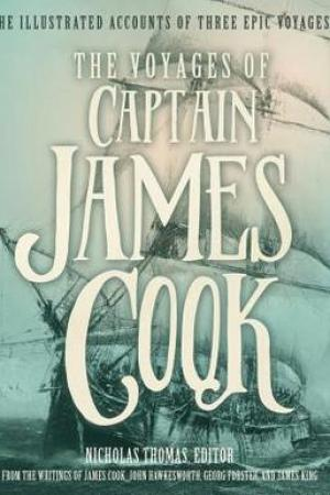 Reading books The Voyages of Captain James Cook: The Illustrated Accounts of Three Epic Pacific Voyages