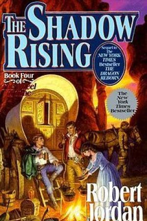 read online The Shadow Rising (Wheel of Time, #4)