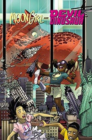 Moon Girl and Devil Dinosaur, Vol. 2: Cosmic Cooties
