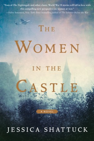 Reading books The Women in the Castle