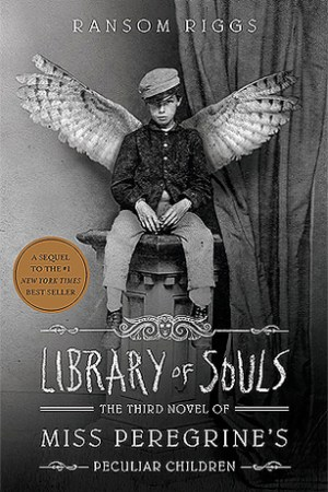 Reading books Library of Souls (Miss Peregrine's Peculiar Children, #3)