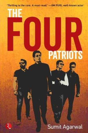 Reading books The Four Patriots