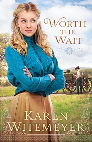 Worth the Wait (Ladies of Harper's Station #1.5)