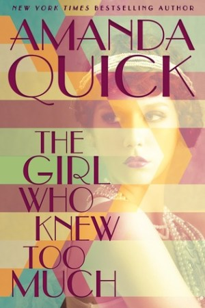 Reading books The Girl Who Knew Too Much