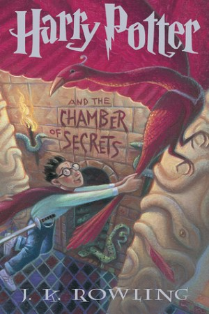 Reading books Harry Potter and the Chamber of Secrets (Harry Potter, #2)