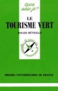 Download Le tourisme vert pdf / epub books