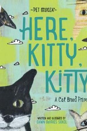 Reading books Here, Kitty, Kitty!: A Cat Breed Primer