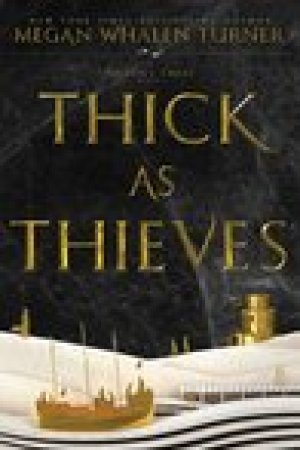read online Thick as Thieves (The Queen's Thief, #5)