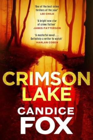 Reading books Crimson Lake