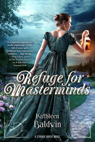 Refuge for Masterminds (Stranje House, #3)
