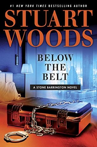 Below the Belt (Stone Barrington #40)