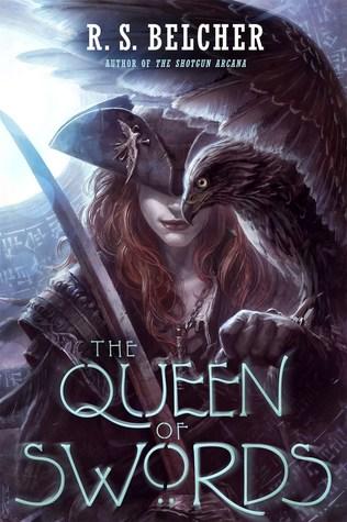 The Queen of Swords (Golgotha, #3)