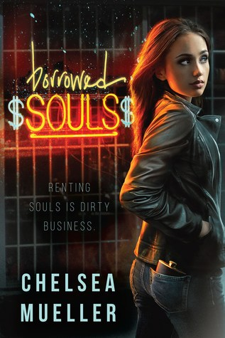 Borrowed Souls (Soul Charmer #1)