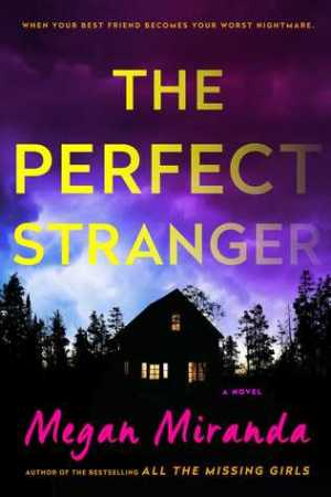 Reading books The Perfect Stranger