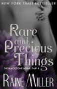 Download Rare and Precious Things (The Blackstone Affair, #4) pdf / epub books
