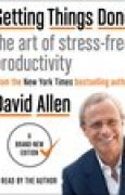 Download Getting Things Done: The Art of Stress-Free Productivity (a brand new edition) books