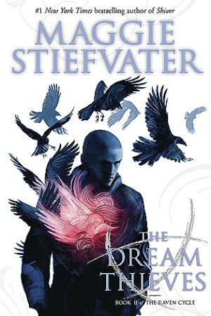 Reading books The Dream Thieves (The Raven Cycle, #2)
