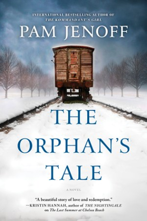 Reading books The Orphan's Tale