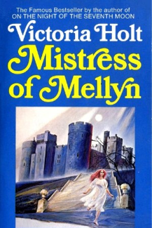 Reading books Mistress of Mellyn