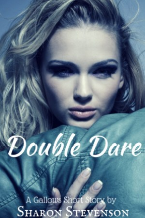Reading books Double Dare (Sarah Gallows, Year One)