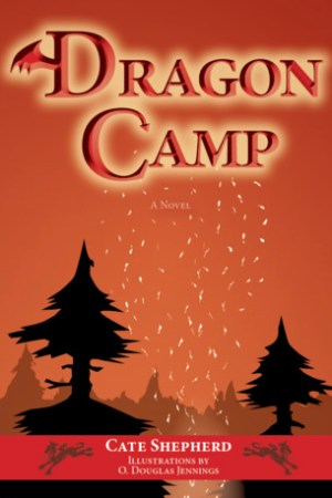 read online Dragon Camp, a young adult novel
