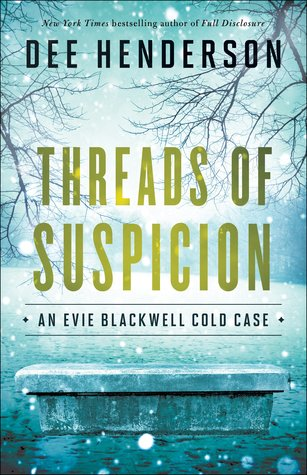 Threads of Suspicion (Evie Blackwell Cold Case #2)
