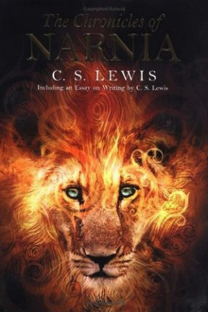 Reading books The Chronicles of Narnia: Including an Essay on Writing by C.S. Lewis