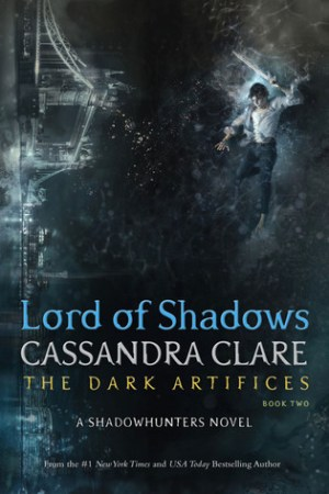 Reading books Lord of Shadows (The Dark Artifices, #2)